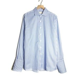 Michael Kors Non Iron Shirt with French Cuffs F617